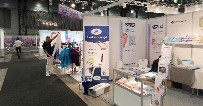 Nordental 2018 stand
